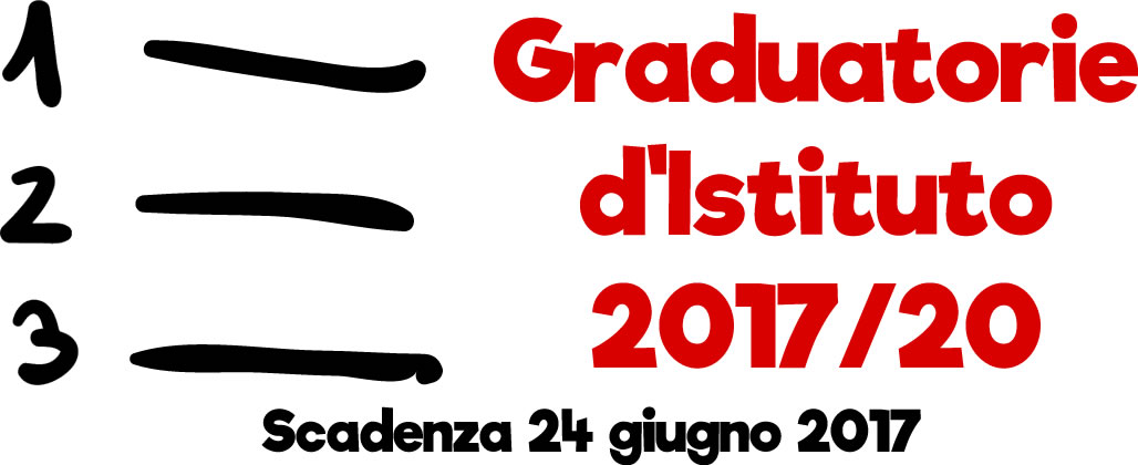 graduatorie di circolo e istituto 2017/20