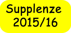 Speciale supplenze 2015/16